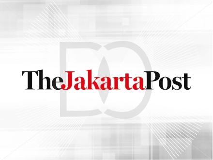 Iklan Koran Jakarta Post