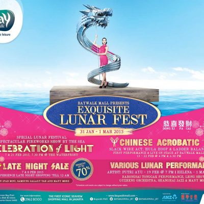 Baywalk Mall - Lunaf Festival