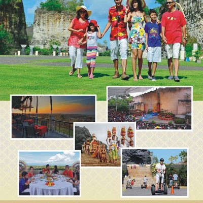 GWK Cultural Park Bali - Garuda Wisnu Kencana