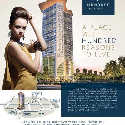 Hundred Residence - Tanrise Group