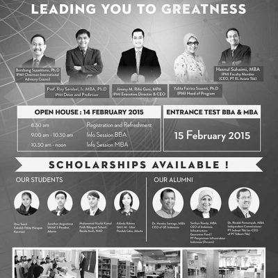 IPMI - International Business School