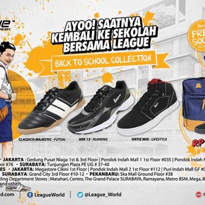 League - Berca Retail Group